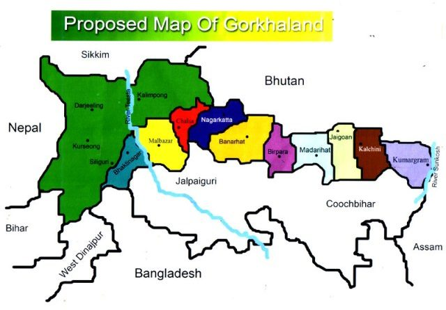 Why is the Existence of Gorkhaland Beneficial for India?