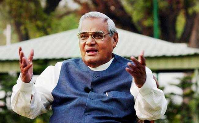 Former PM Shri Atal Bihari Vajpayee passes away at 93
