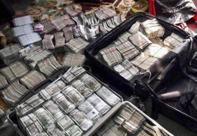 Police recovered Rs. 33.5 Lakhs cash amount in Ghaziabad