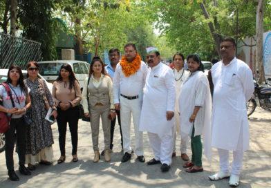 Jai Prakash Janta Dal (JPJD) announces Advocate Hitesh Kumar's name to contest from East Delhi