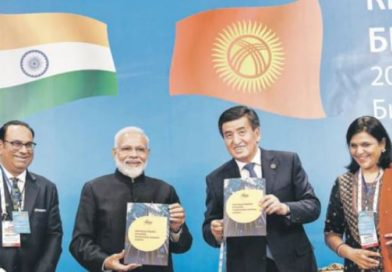 India and Kyrgyz Republic raise ties for Strategic Partnership