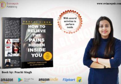 A Glimpse of Author Prachi Singh's Self-Help Book