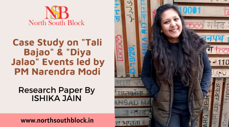 "Case Study of ""Taali Bajao"" and ""Diya Jalao"" Events led by PM Shri Narendra Modi"