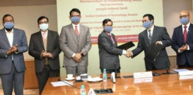PNB collaborates with IIT Kanpur & FIRST to set up Fintech Innovation Center