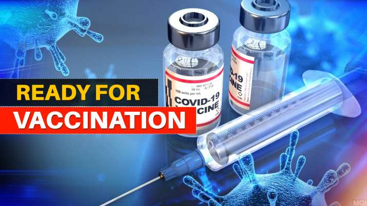 Covid-19 Vaccination likely to begin in India by January 12th 2021