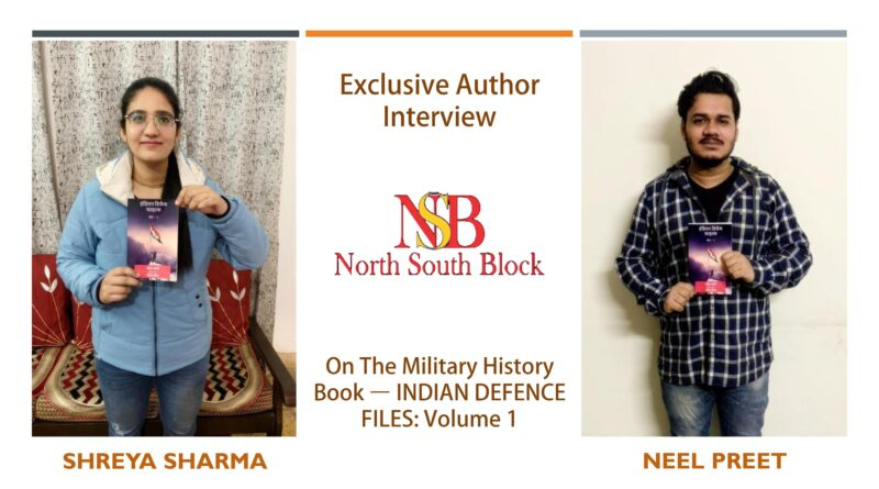 Exclusive Interview of Author Shreya Sharma and Author Neel Preet