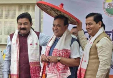 Himanta Biswa Sarma to take charge as the 15th CM of Assam