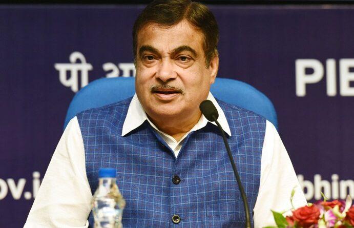 Gadkari inspects Delhi-Mumbai Expressway work progress in Gurugram